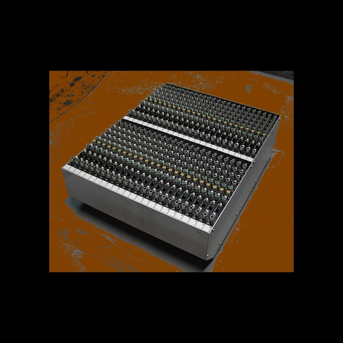 Monitor mixer for API console