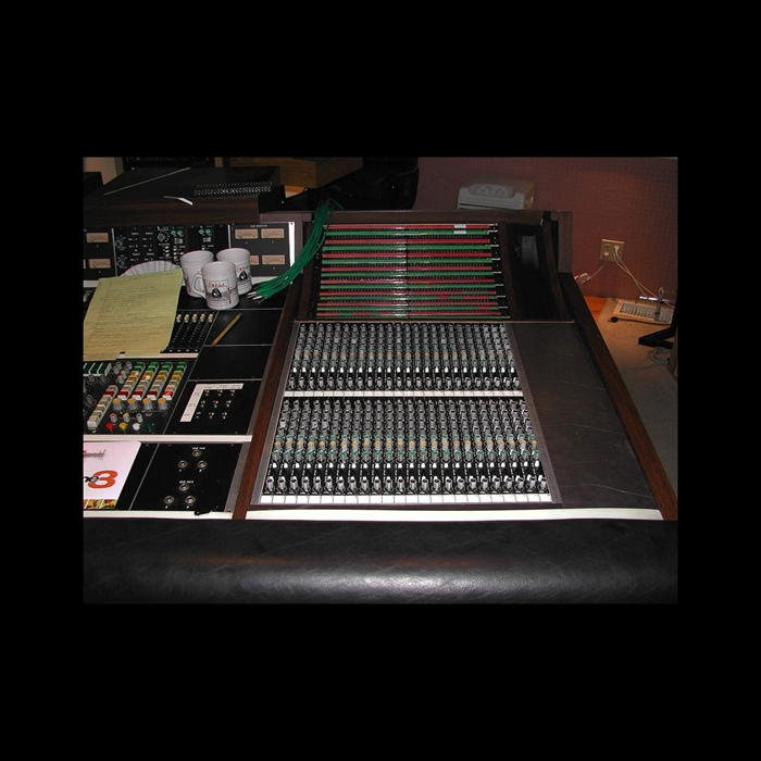 Custom monitor mixer in place of API Jukebox