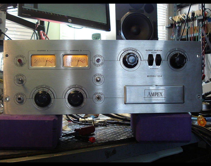 Tape Recorder Gain Matching