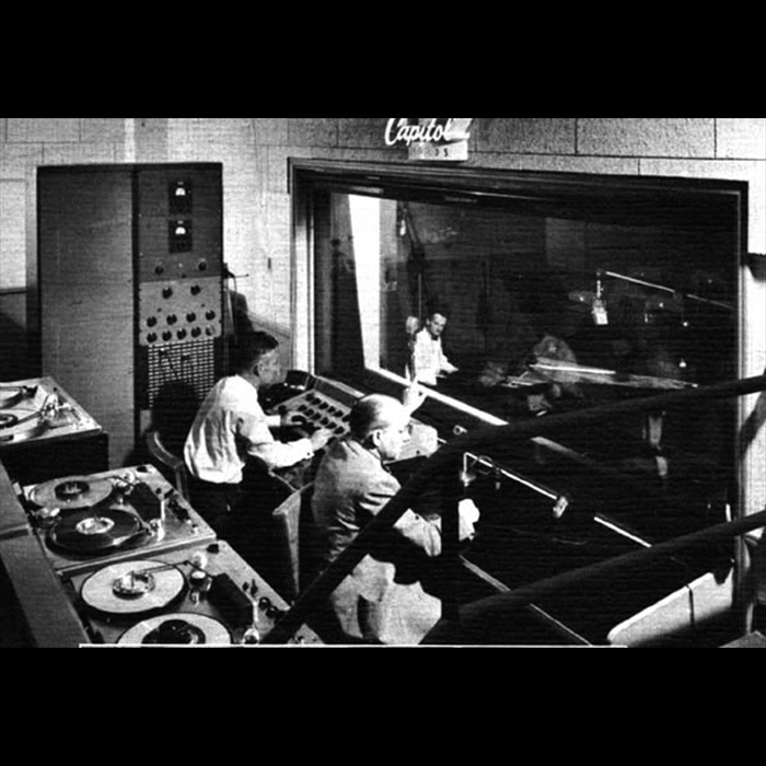 Ampex at Capitol Records in 1948