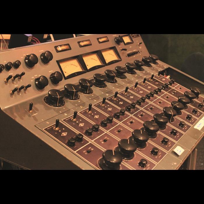 UA610 console