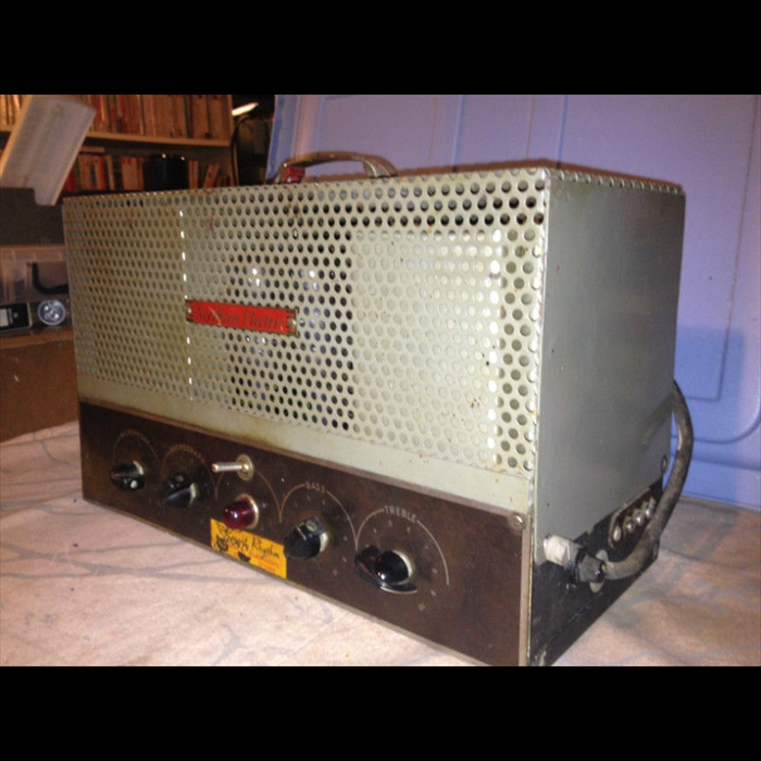 Western Electric Amp