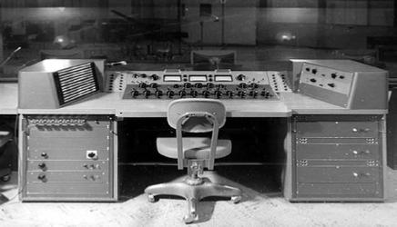 Vintage Recording Desk