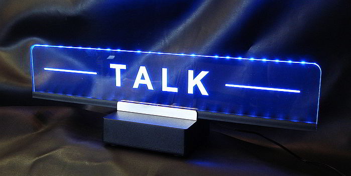 Talk Sign