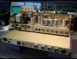 Ampex MX10, MX35 Mod