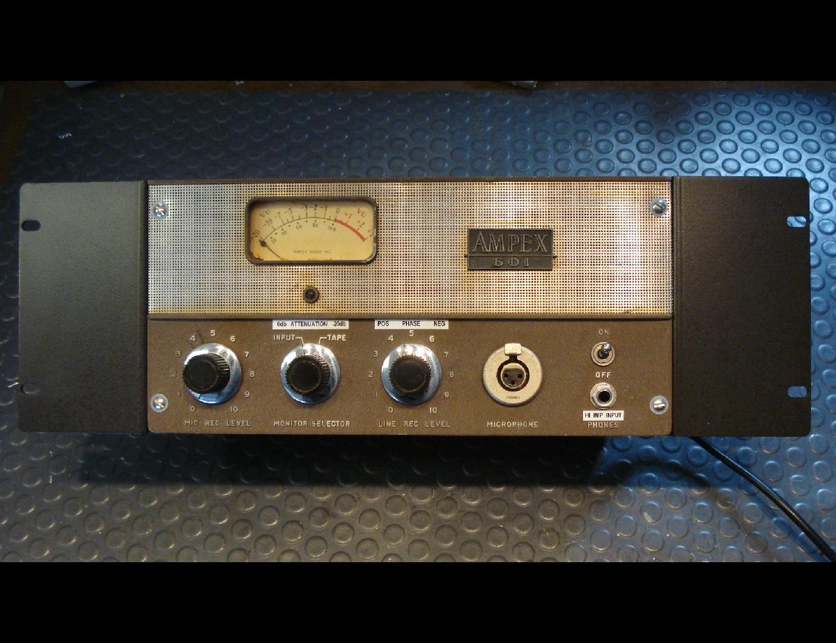 Ampex 601 mod