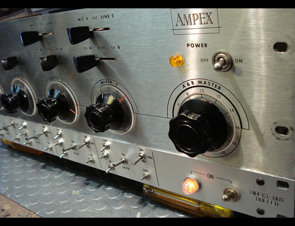 Ampex MX35 Mod