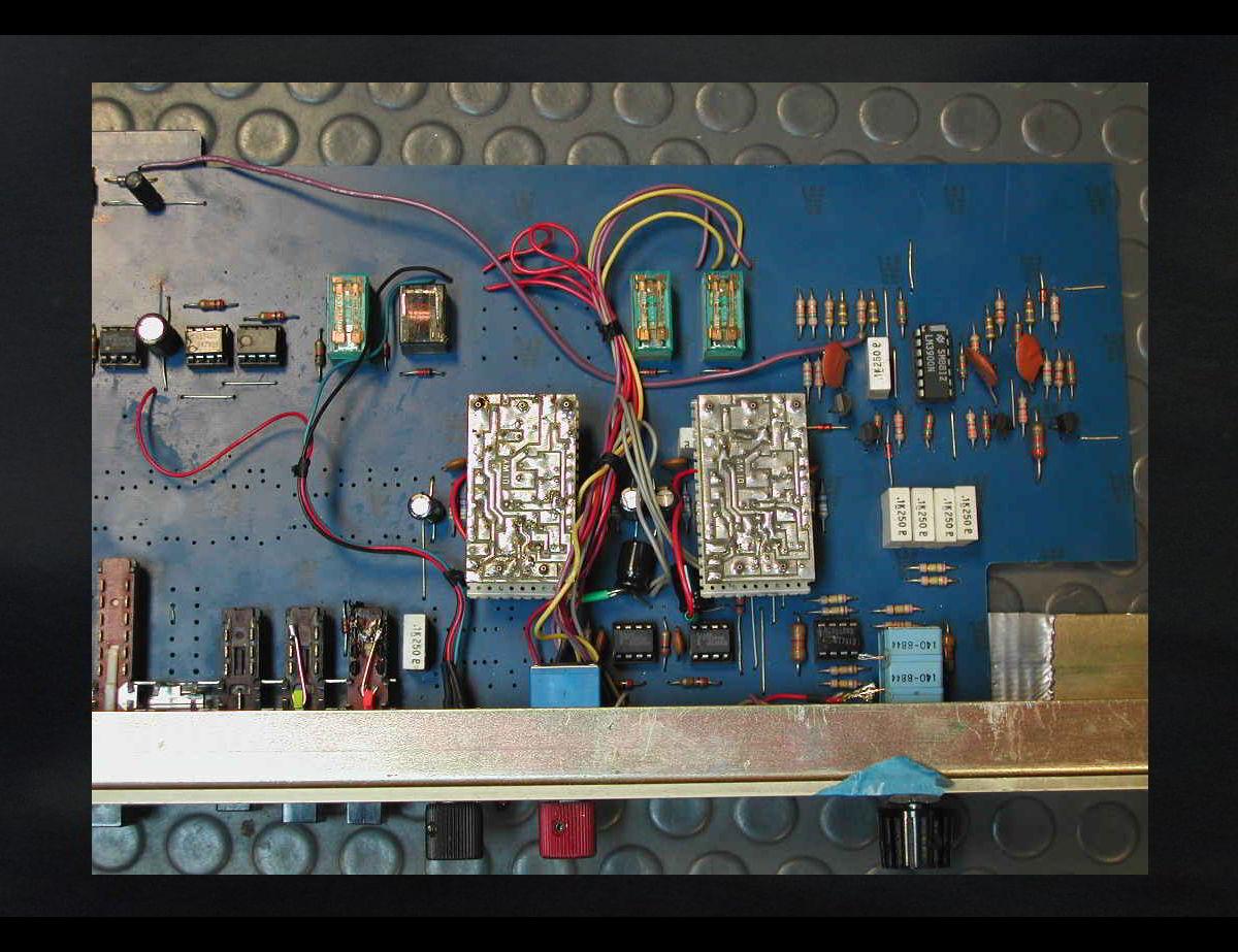 Quad Eight Pacifica, Quad Eight Ventura Control Room Module mod