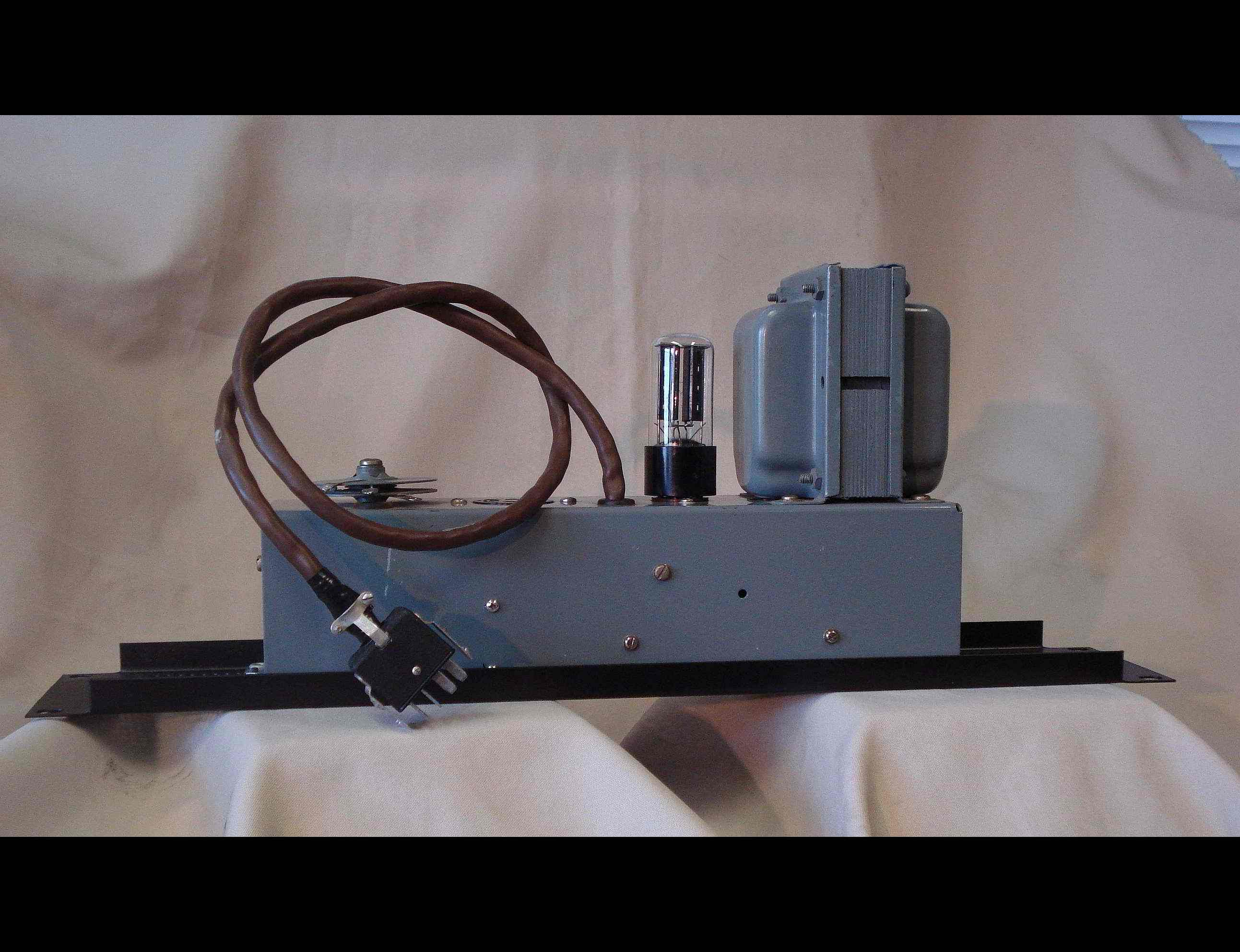 Ampex 350 original power supply